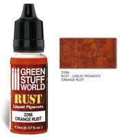 Orange Rust 17ml