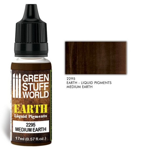 Medium Earth 17ml