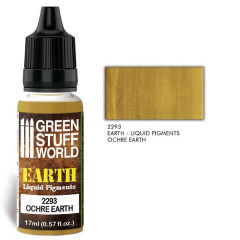 Ochre Earth 17ml