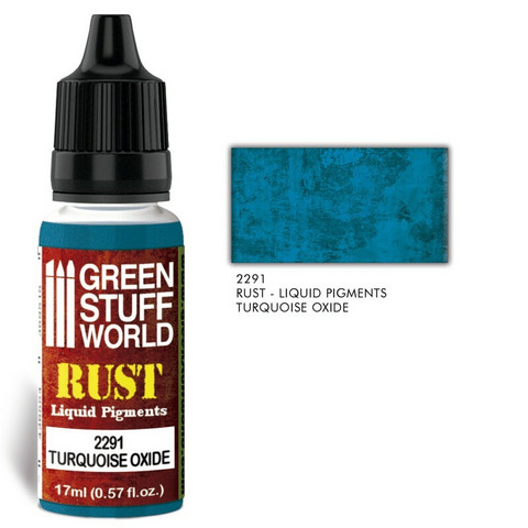 Turquoise Oxide 17ml