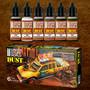 Dust Set 6 x 17ml