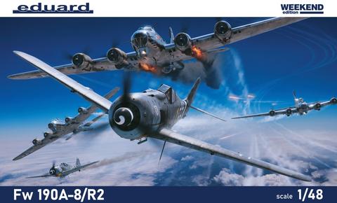 Focke Wulf Fw 190A-8/R2 (Weekend Edition)  1/48