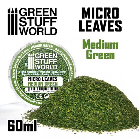 Micro Leaves Medium Green Mix 60ml