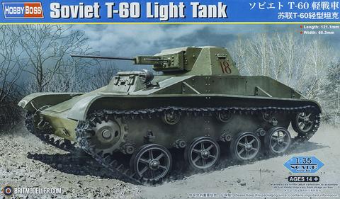 T-60 Soviet Light Tank  1/35