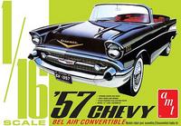 1957 Chevy Bel Air Convertible  1/16
