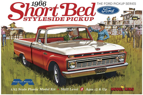 Ford Short Bed Styleside Pickup  1/24