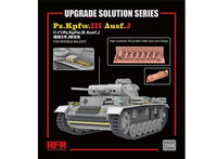 Ugrade Set for PzKpfw III Ausf.J  1/35