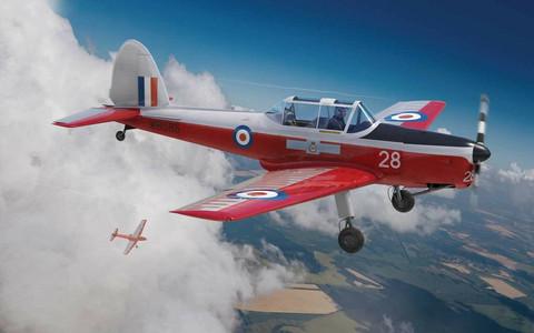 de Havilland Chipmunk T.10  1/48