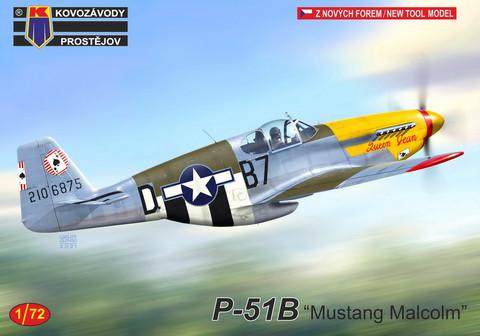 North American P-51B