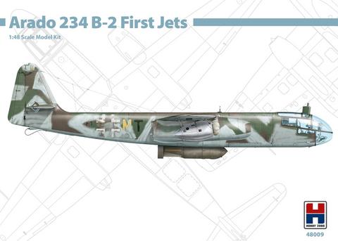 Arado 234 B-2 First Jets  1/48