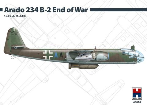 Arado 234 B-2 'End of War'  1/48