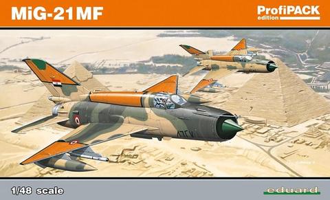 MiG-21MF Profipack1/48