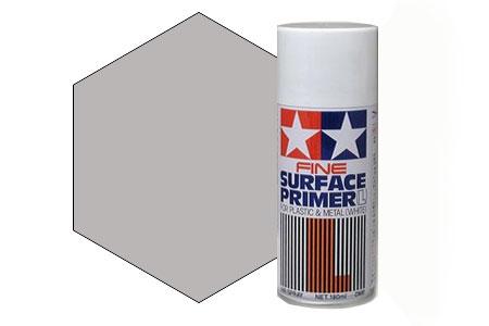 Fine Surface Primer Spray  Light Grey 180ml