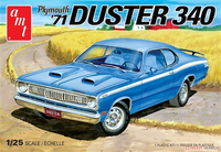 Plymouth Duster 1971  1/25
