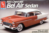 Chevy Bel Air 1955  1/25