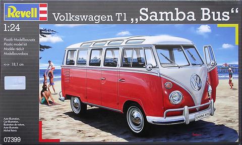 Volkswagen T1 Samba Bus  1/24