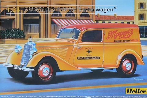MB 170 Lieferwagen 1/24