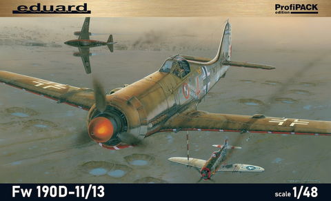 Focke Wulf 190D-11/D-13 Profipack  1/48