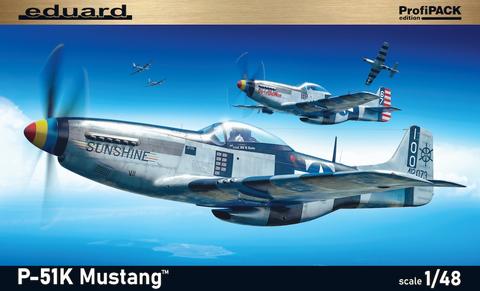 North-American P-51K Mustang Profipack  1/48