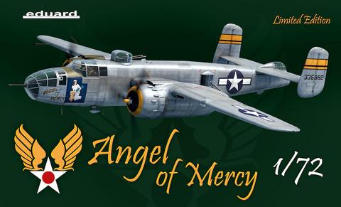 B-25J Mitchell 'Angel of Mercy'  1/72