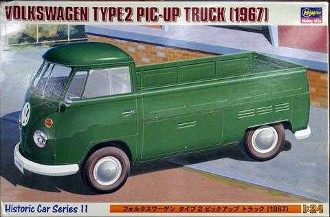 Volkswagen T2 Pick-Up 1967