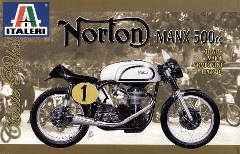 Norton Manx  1/9