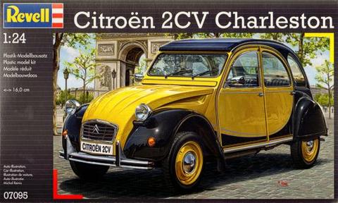Citroen 2CV Charleston  1/24