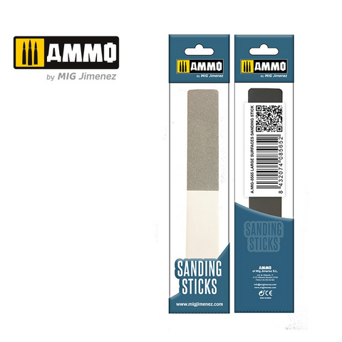 Large Surface Sanding Stick (1kpl karkeudet 320,600,4000)