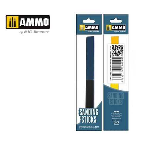 Multipurpose Sanding Stick (1kpl #150,240,320,600,1200,2000)