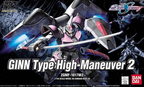 Ginn Type High – Maneuver 2  1/144