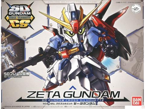 Cross Silhouette Zeta Gundam