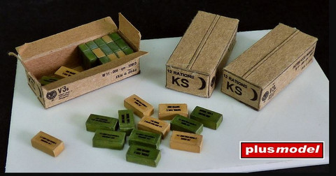 US Army Field ration K