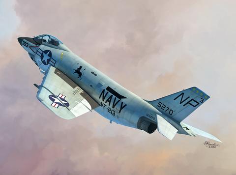 McDonnell F3B/F3H-2N  1/72