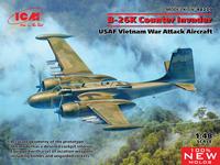 Douglas B-26K Counter Invader Vietnam  1/48
