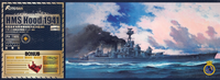 HMS Hood Deluxe Edition  1/700
