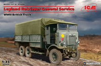Leyland Retriever General Service (new molds)  1/35