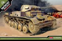 PzKpfw II Ausf.F 'North Africa' 1/35