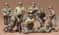 US. infantry West Europe 1/35