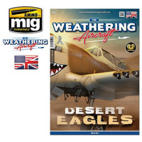 """The Weathering Aircraft Magazine 9 """"Desert Eagles"""""""