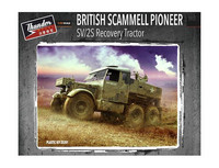 Scammel Pioneer SV/2S Recovery Tractor