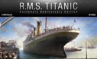 RMS Titanic Centenary Edition Model 1/400