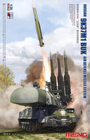 Russian 9K37M1 Buk Air Defence Missile System 1/35