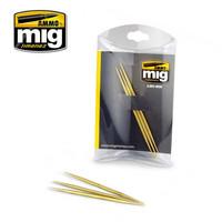 Brass Toothpick 3pcs