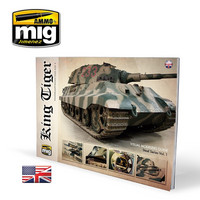 King Tiger, Visual Modellers Guide