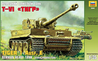 Tiger I Ausf.E 1/35