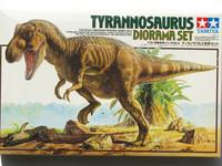 Tyrannosaurus Diorama Set 1/35