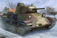 Finnish T-50 Tank (Pikkusotka) 1/35