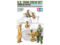 US Tank Crew Set, European Theatre 1/35