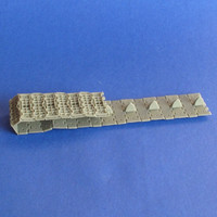 Tracks for T-34 550mm M1942 Winter-spring Type 2 1/35
