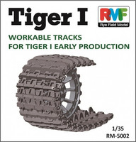 Workable track for Tiger I Early 1/35